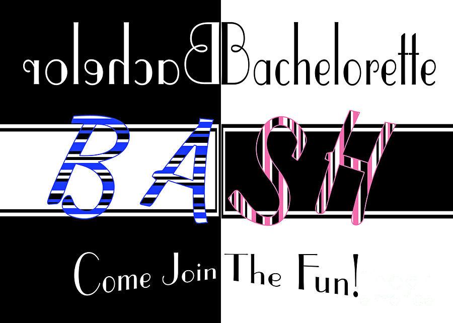 Joint Bachelor Bachelorette Party Ideas  owambe