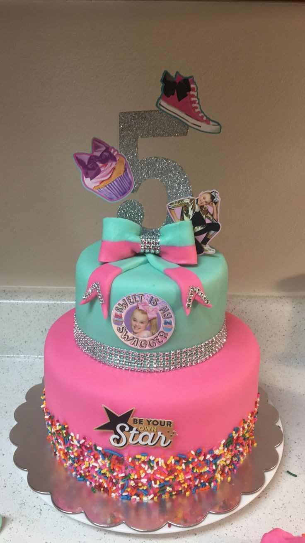 Jojo Siwa Birthday Cake  The 25 best Jojo siwa birthday ideas on Pinterest