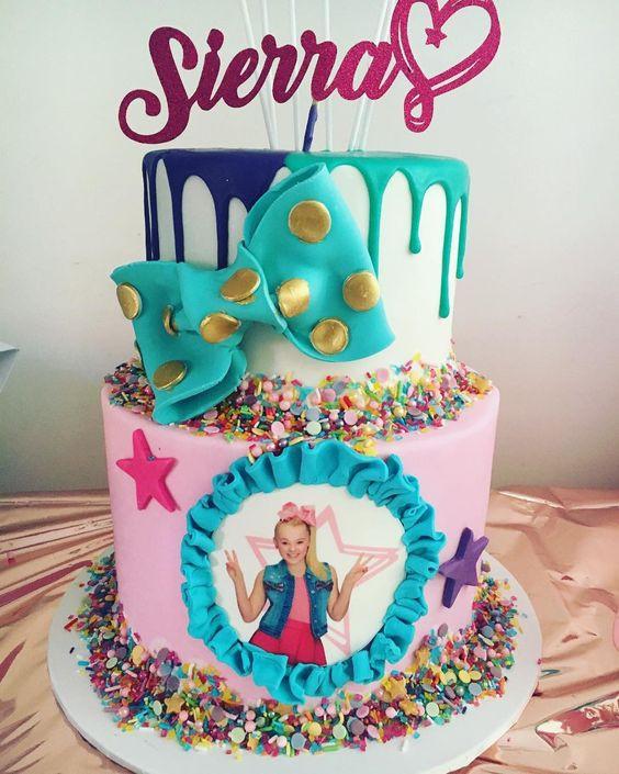 Jojo Siwa Birthday Cake  13 Fun JoJo Siwa Party Ideas