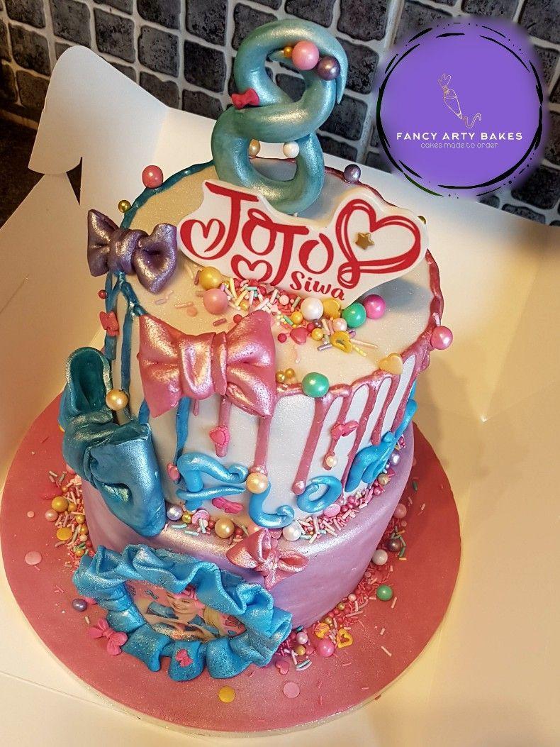 Jojo Siwa Birthday Cake  Jojo siwa cake alyssa