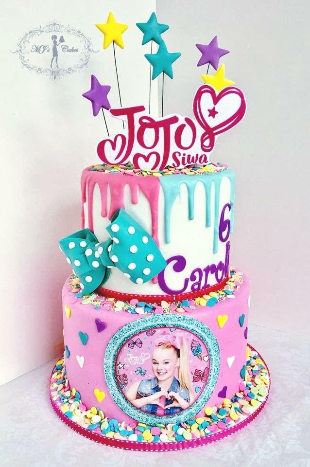 Jojo Siwa Birthday Cake  JoJo Siwa themed birthday cake