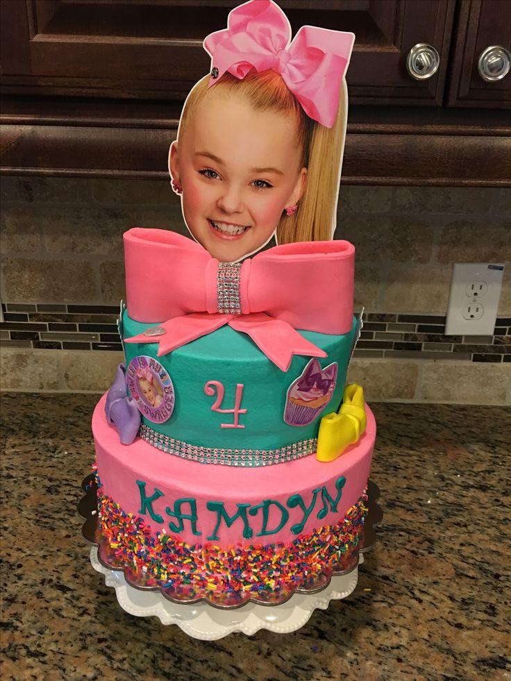Jojo Siwa Birthday Cake  Best 25 Jojo siwa ideas on Pinterest