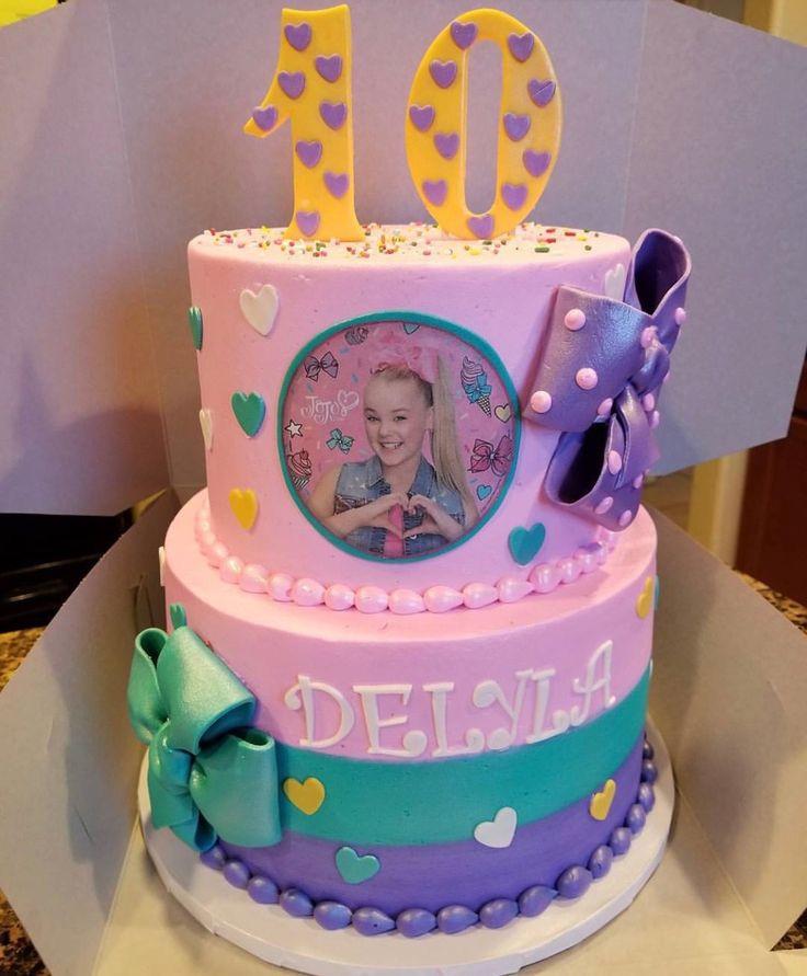 Jojo Siwa Birthday Cake  The 25 best Jojo siwa birthday cake ideas on Pinterest