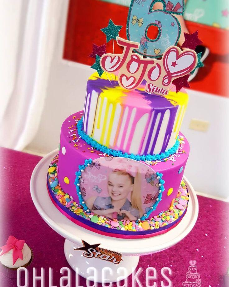 Jojo Siwa Birthday Cake  best Mia s Birthday Ideas images on Pinterest