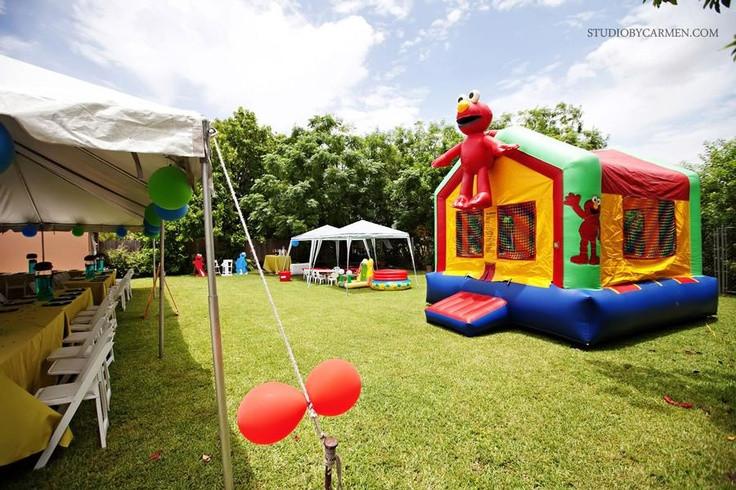Kids Backyard Birthday Party Ideas  Backyard party ideas My kids