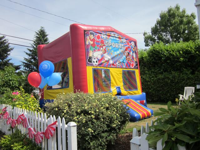 Kids Backyard Birthday Party Ideas  Best Birthday Party Rentals for Seattle Kids
