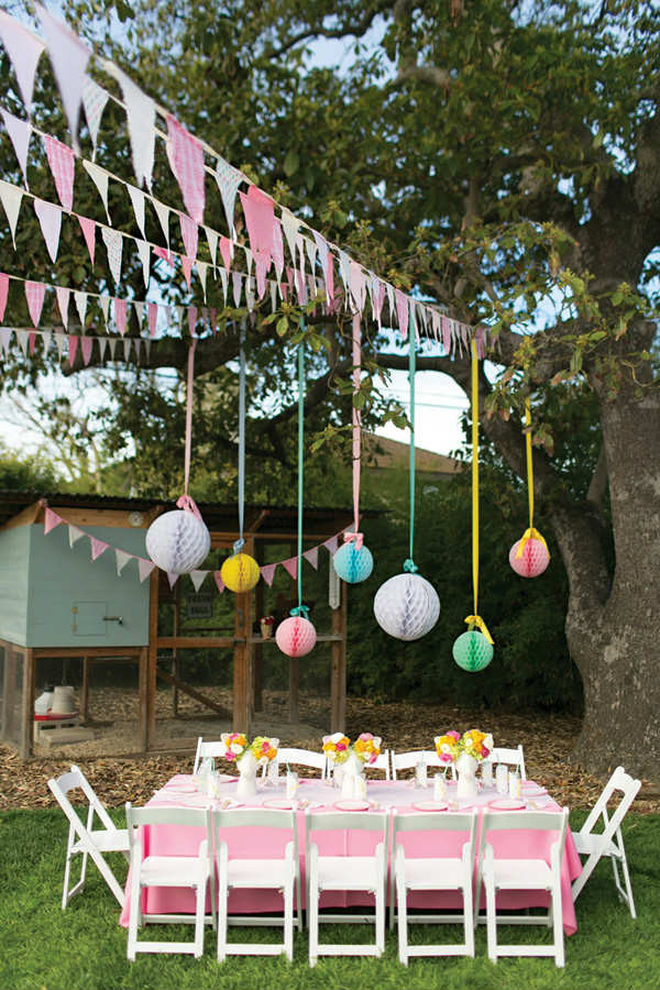 Kids Backyard Birthday Party Ideas  10 Kids Backyard Party Ideas Tinyme Blog