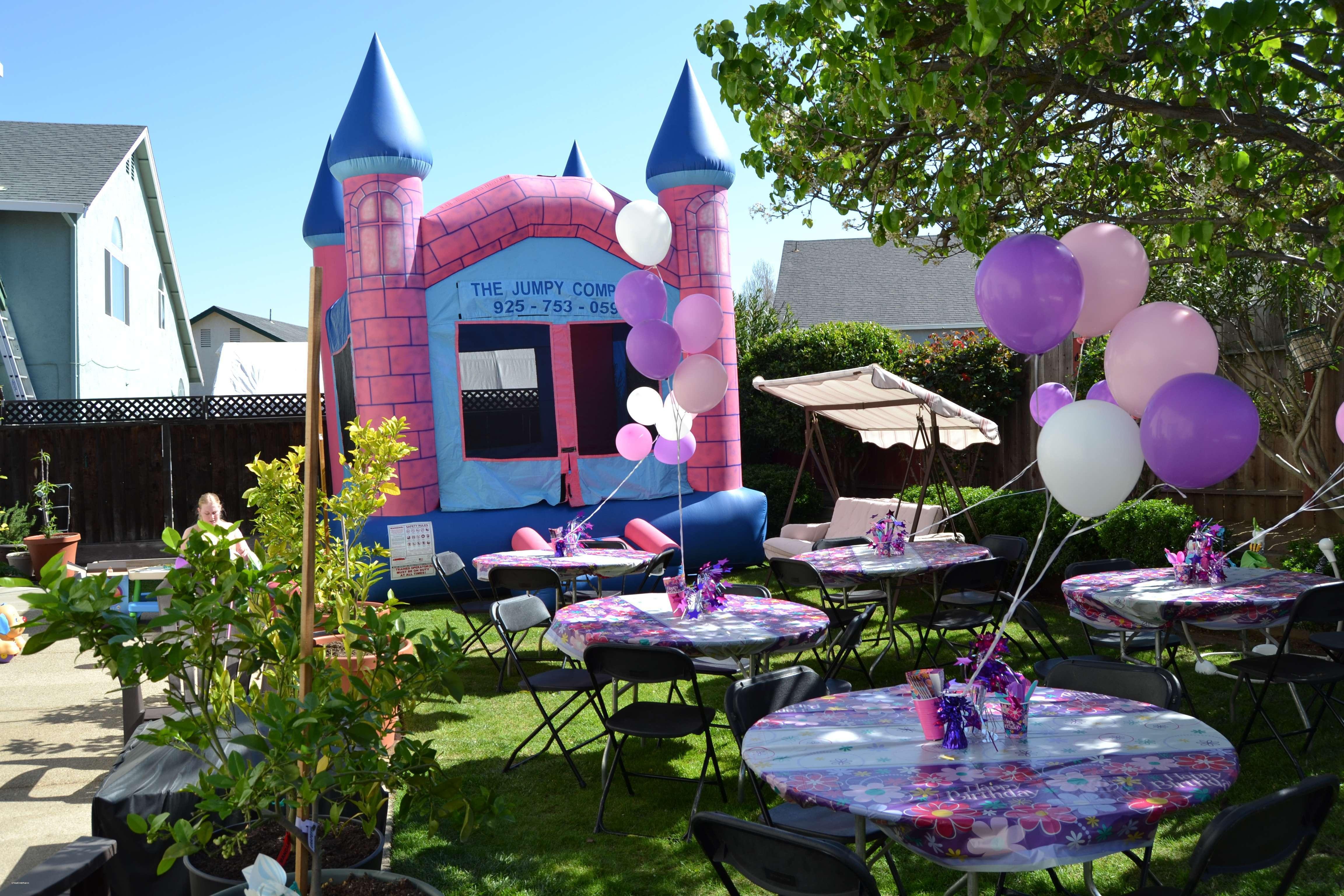 Kids Backyard Birthday Party Ideas  Kids birthday party outside new new kids outdoor birthday
