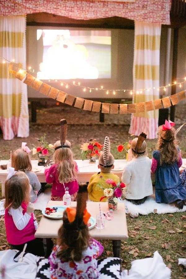Kids Backyard Birthday Party Ideas  5 Backyard Entertaining Ideas We Love