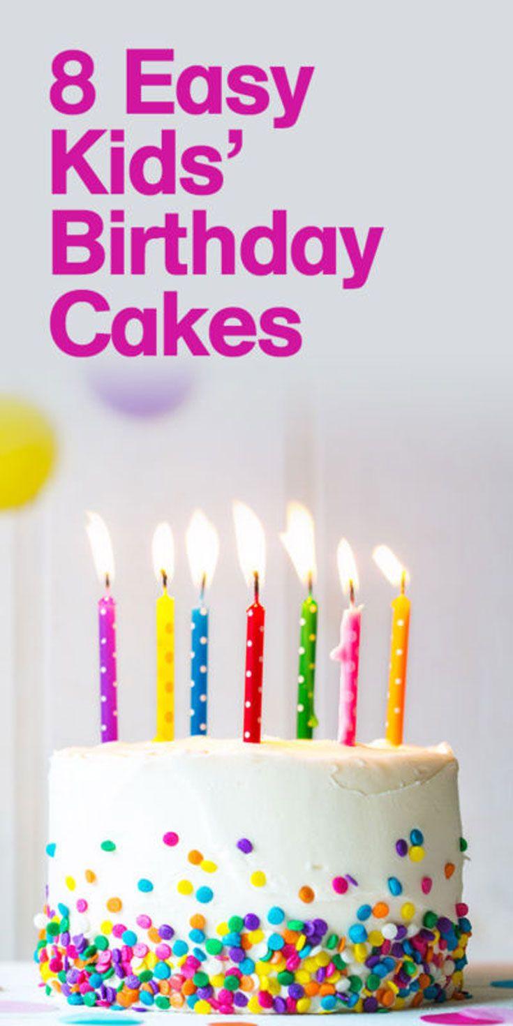 Kids Birthday Cake Recepies  Best 20 Buttercream birthday cake ideas on Pinterest