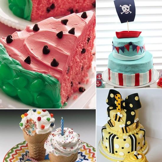 Kids Birthday Cake Recepies  Kids Summer Birthday Cake Ideas