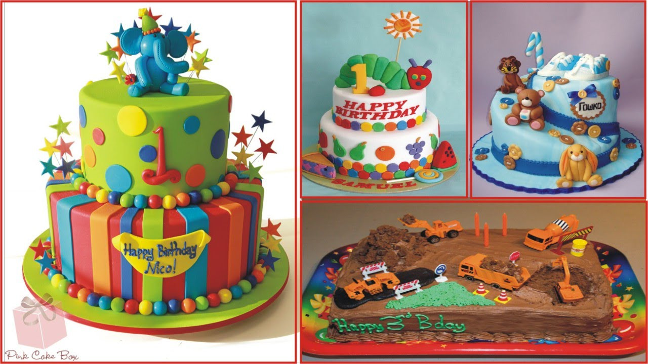 Kids Birthday Cake Recepies  Birthday Cake Ideas for Children