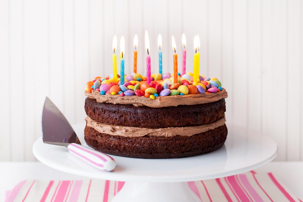 Kids Birthday Cake Recepies  Easy Birthday Cake ILoveCooking