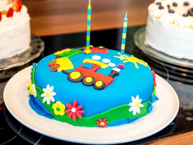 Kids Birthday Cake Recepies  Kids Birthday Cake Ideas