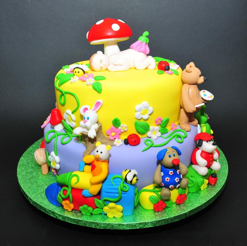 Kids Birthday Cake Recepies  Hidden health hazards in children's birthday cakes