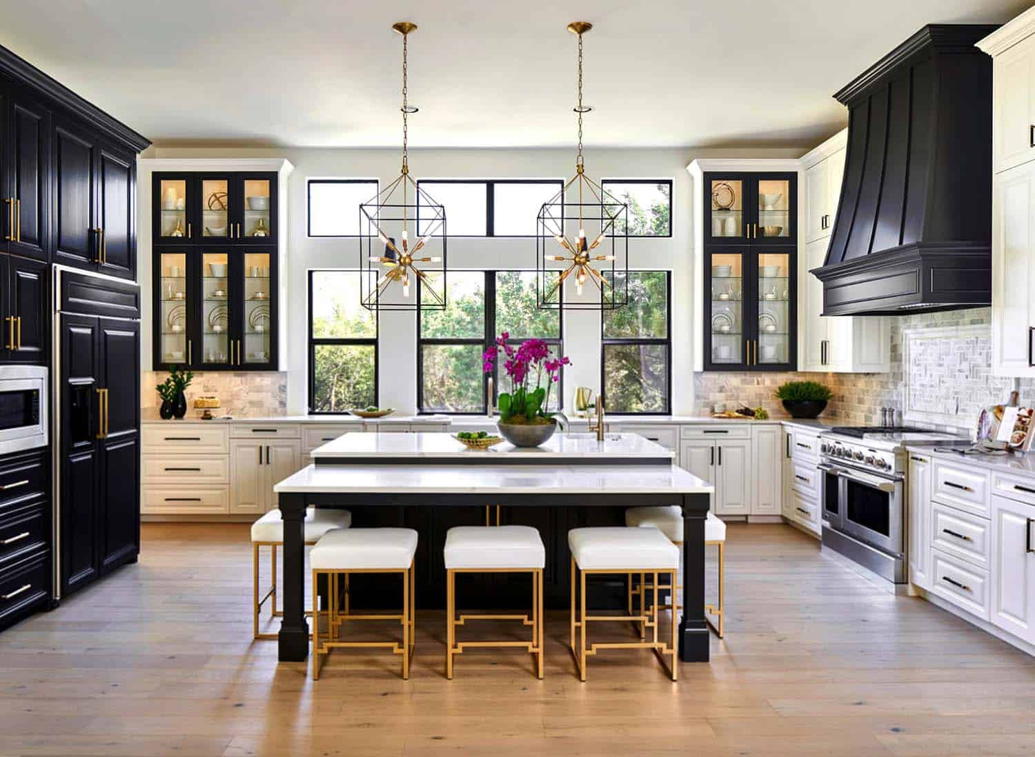 Kitchen Designs 2019  25 Absolutely Gorgeous Transitional Style Kitchen Ideas