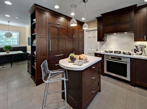 Kitchen Island Ideas For Small Kitchens  Best 25 Small kitchen islands ideas on Pinterest