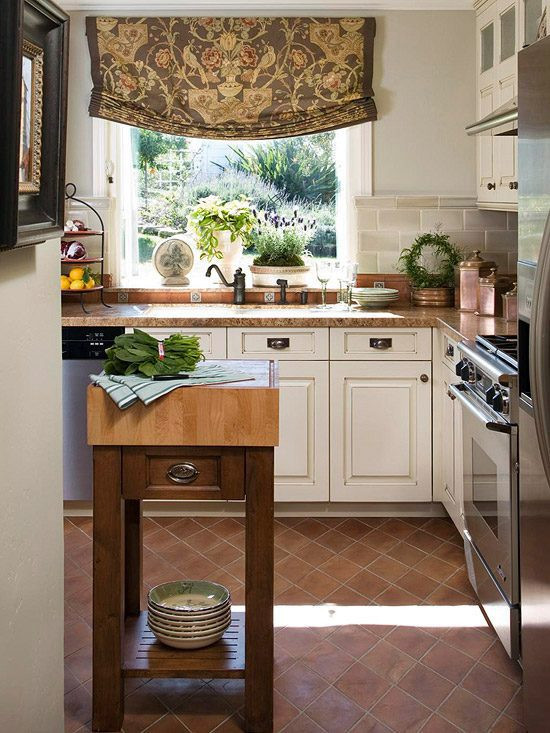 Kitchen Island Ideas For Small Kitchens  Kitchen island ideas for small space