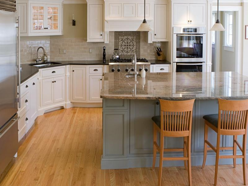 Kitchen Island Ideas For Small Kitchens  51 Awesome Small Kitchen With Island Designs