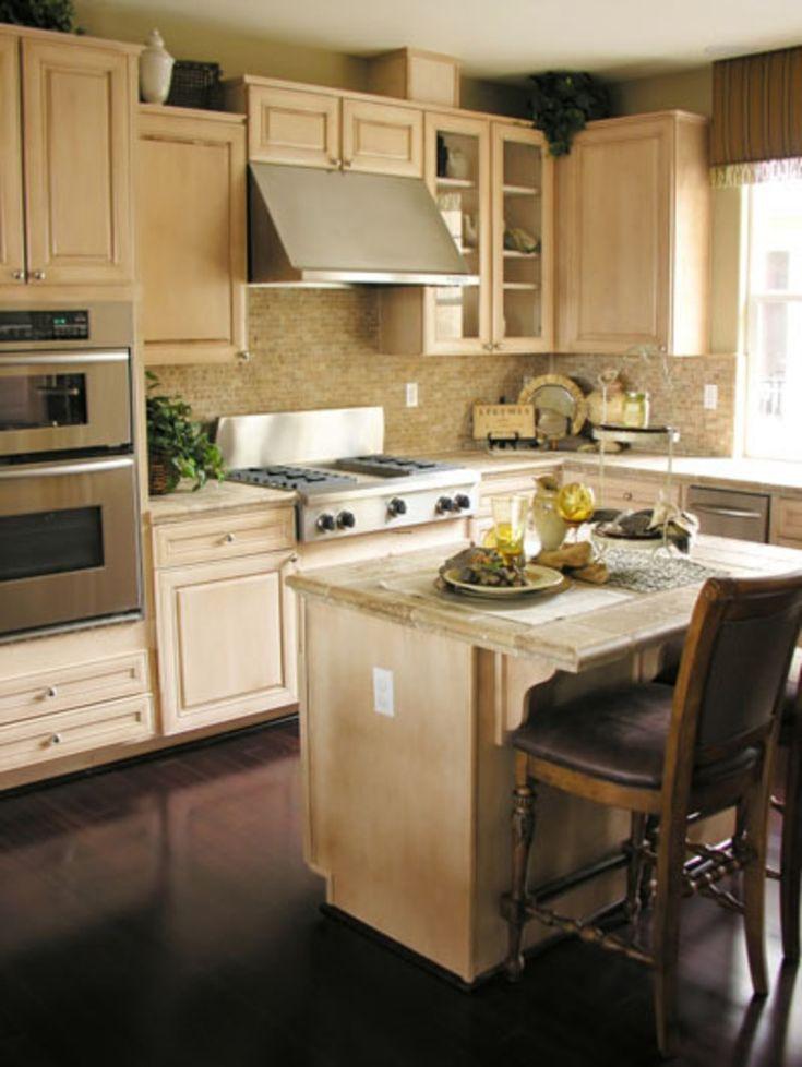 Kitchen Island Ideas For Small Kitchens  small kitchen photos