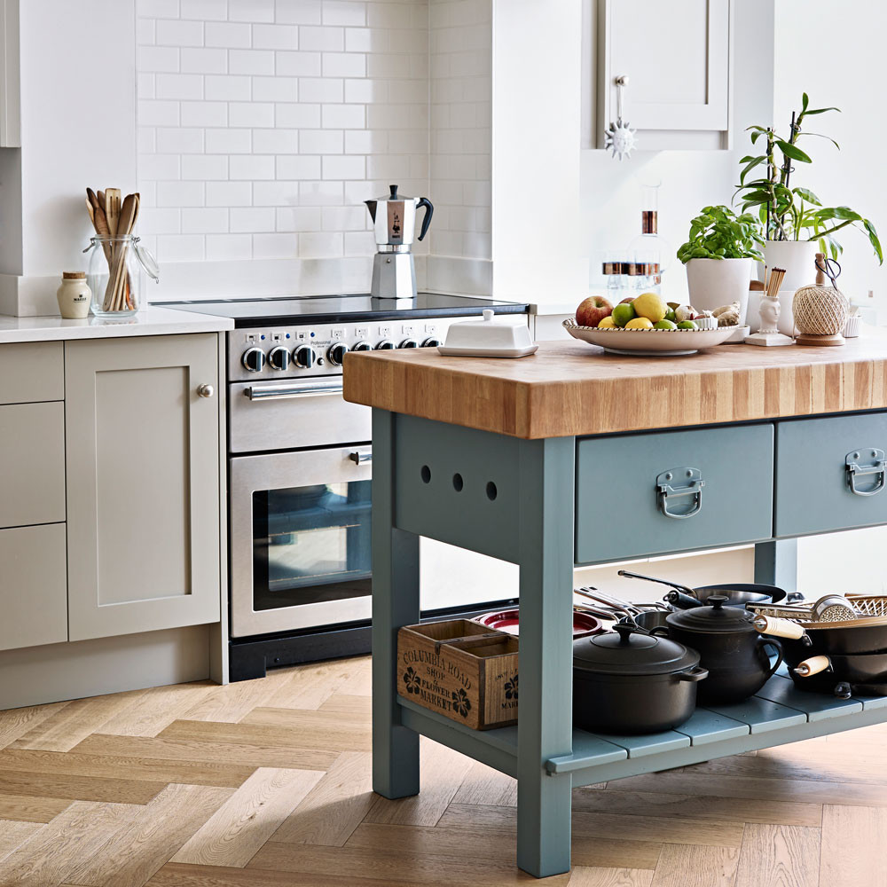 Kitchen Island Ideas For Small Kitchens  Small kitchen design ideas – Small kitchen ideas – Small