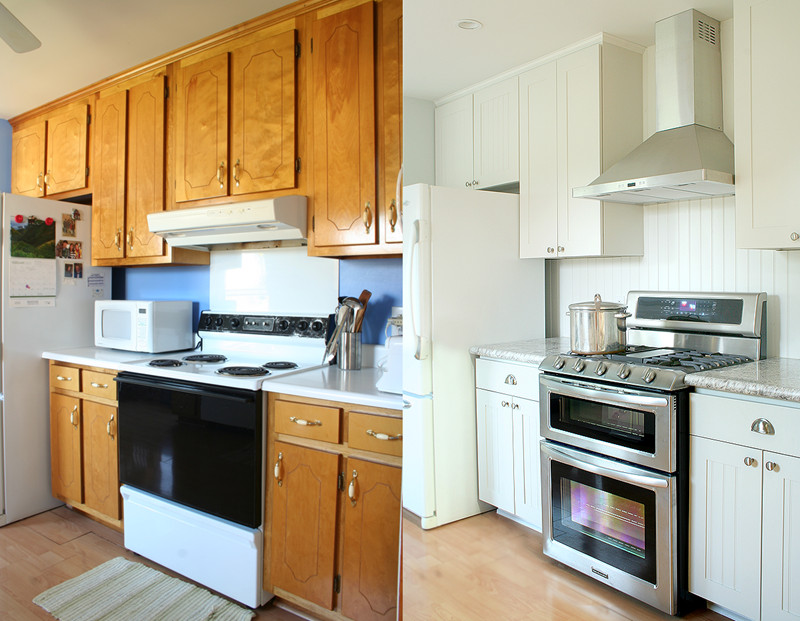 Kitchen Remodel Before And After  12 Kitchen Remodeling Projects Before and After