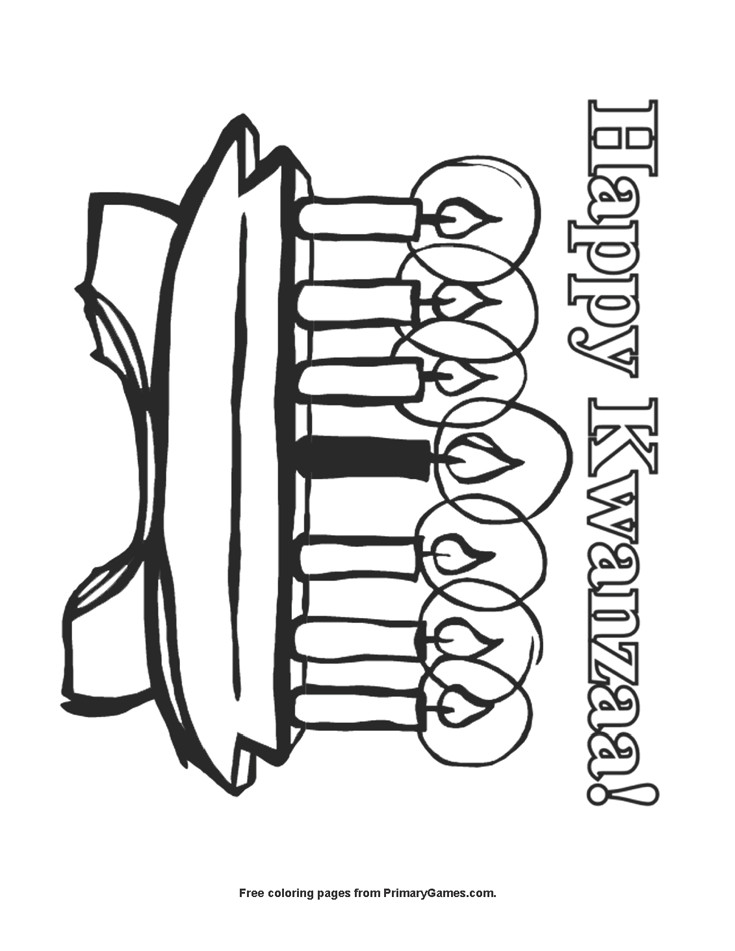 Top 20 Kwanzaa Coloring Pages - Home Inspiration and Ideas ...
