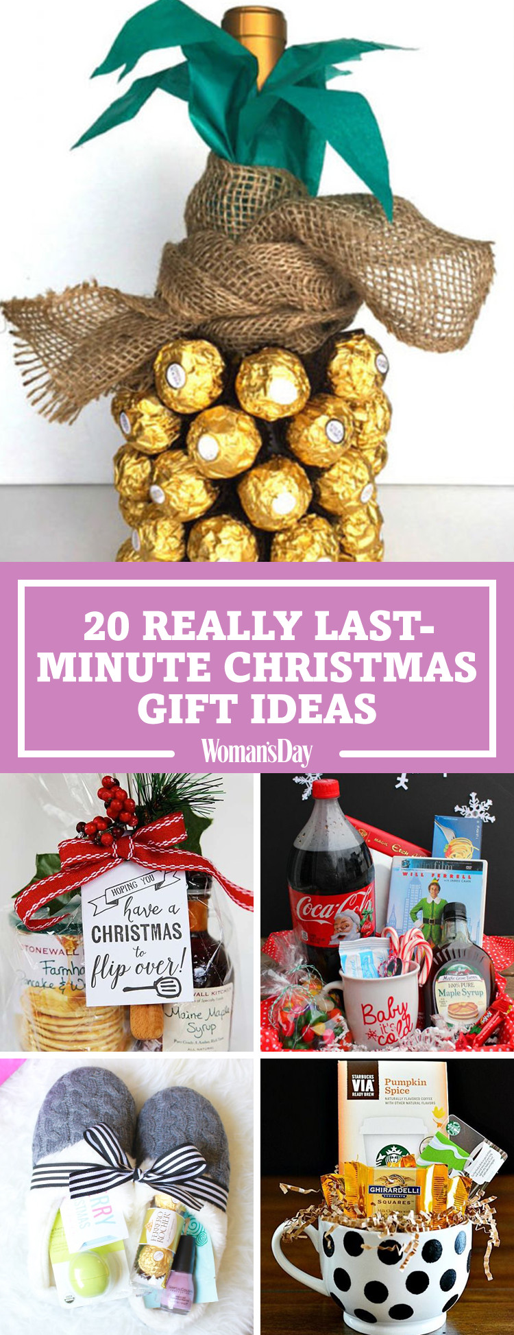 Last Minute Holiday Gift Ideas  Last Minute Christmas Gifts Retailers with Last Minute