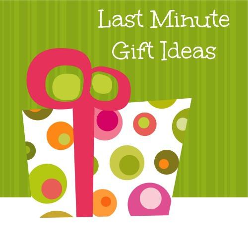 Last Minute Holiday Gift Ideas  Last Minute Holiday Gift Ideas BargainBriana