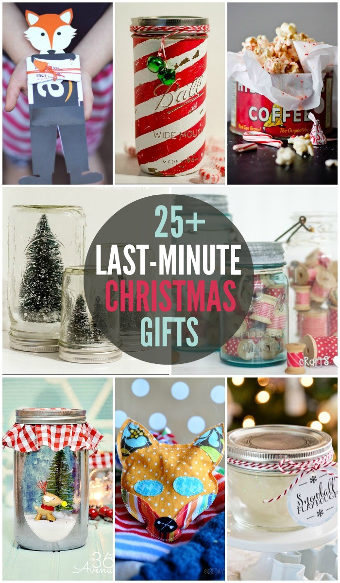 Last Minute Holiday Gift Ideas  Link Party Palooza
