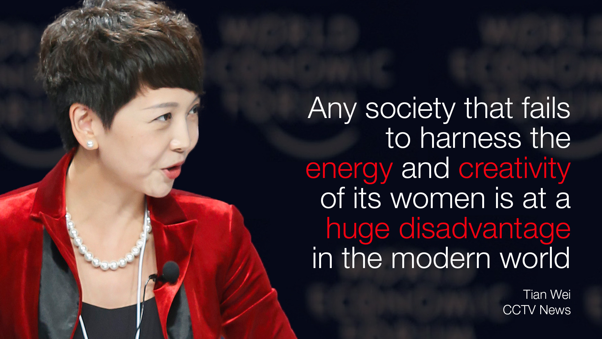 Leadership Quotes By Women  10 quotes from leaders on gender equality