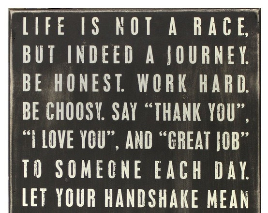 Life Is A Race Quotes  life not a race love you mean something
