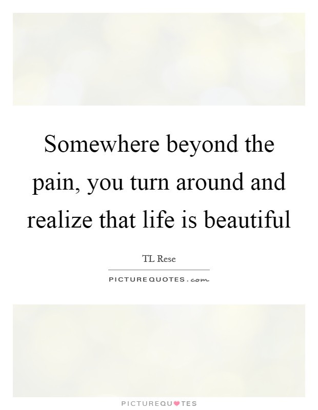 Life Is Pain Quote  Life Is Pain Quotes & Sayings