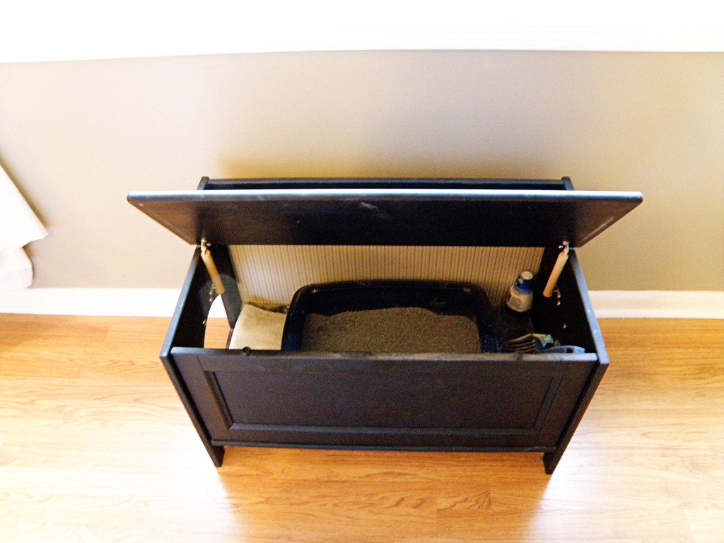 Litter Box Furniture DIY  301 Moved Permanently
