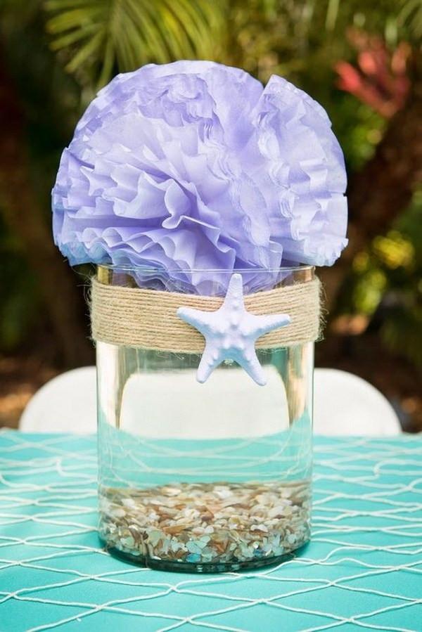 Little Mermaid Party Centerpiece Ideas  20 Fantastic Mermaid Party Ideas For Creative Juice