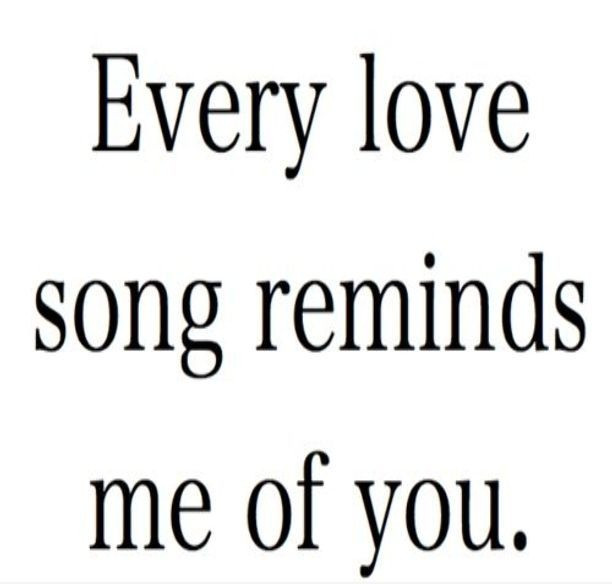 Love Songs Quotes For Him  Cute Love Song Quotes For Him – WeNeedFun