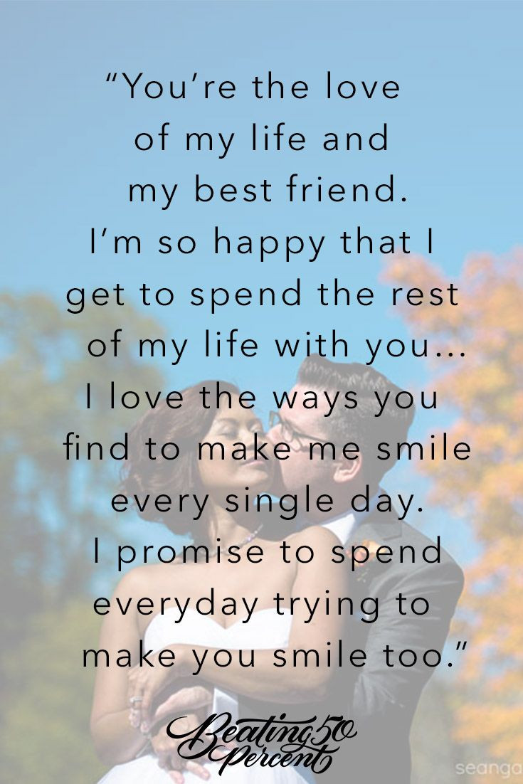 Love Wedding Quotes  Best 25 Happy married life messages ideas on Pinterest