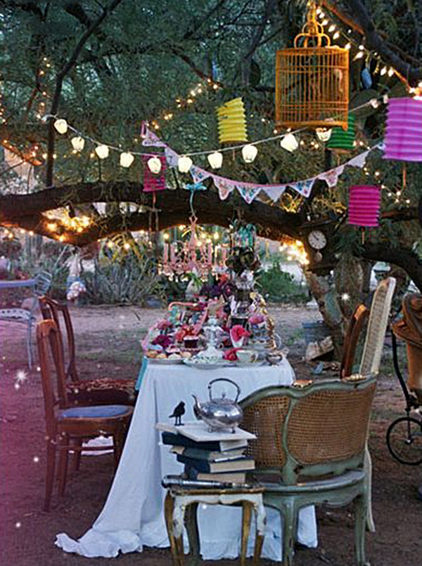 Mad Hatter Tea Party Decoration Ideas  Mad Hatter Tea Party