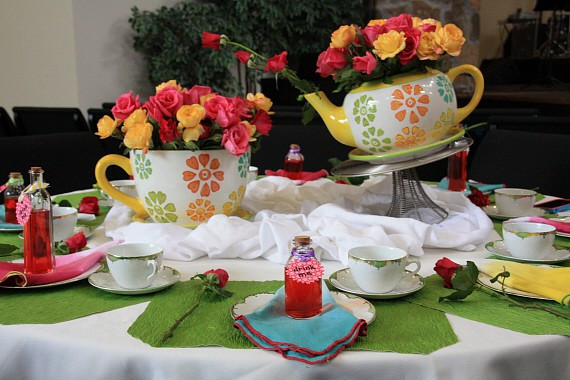 Mad Hatter Tea Party Decoration Ideas  Mad Hatters Tea Party 001 Richmond Mom