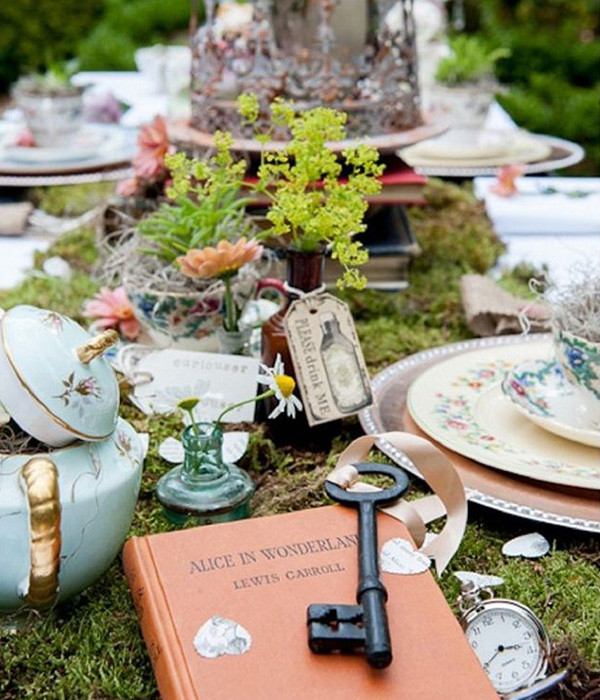 Mad Hatter Tea Party Decoration Ideas  Top 8 Mad Hatter Tea Party Ideas
