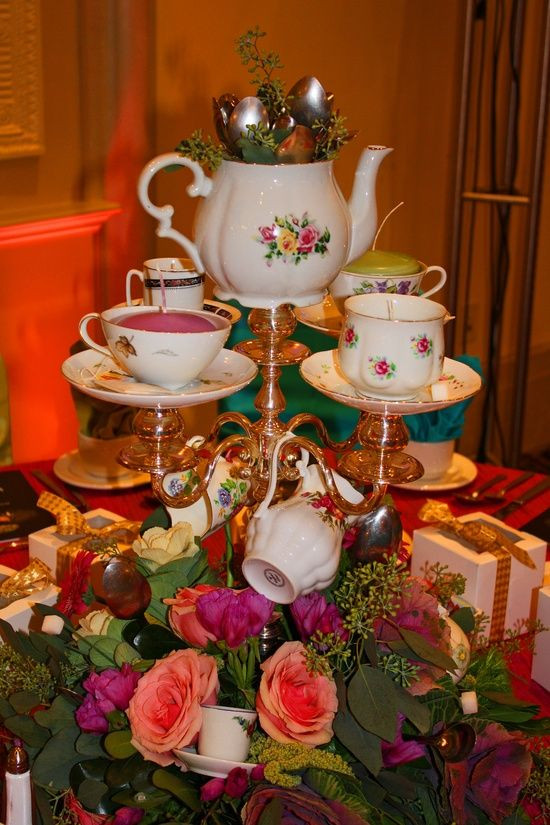 Mad Hatter Tea Party Decoration Ideas  490 best images about Alice in Wonderland Tea Party Ideas