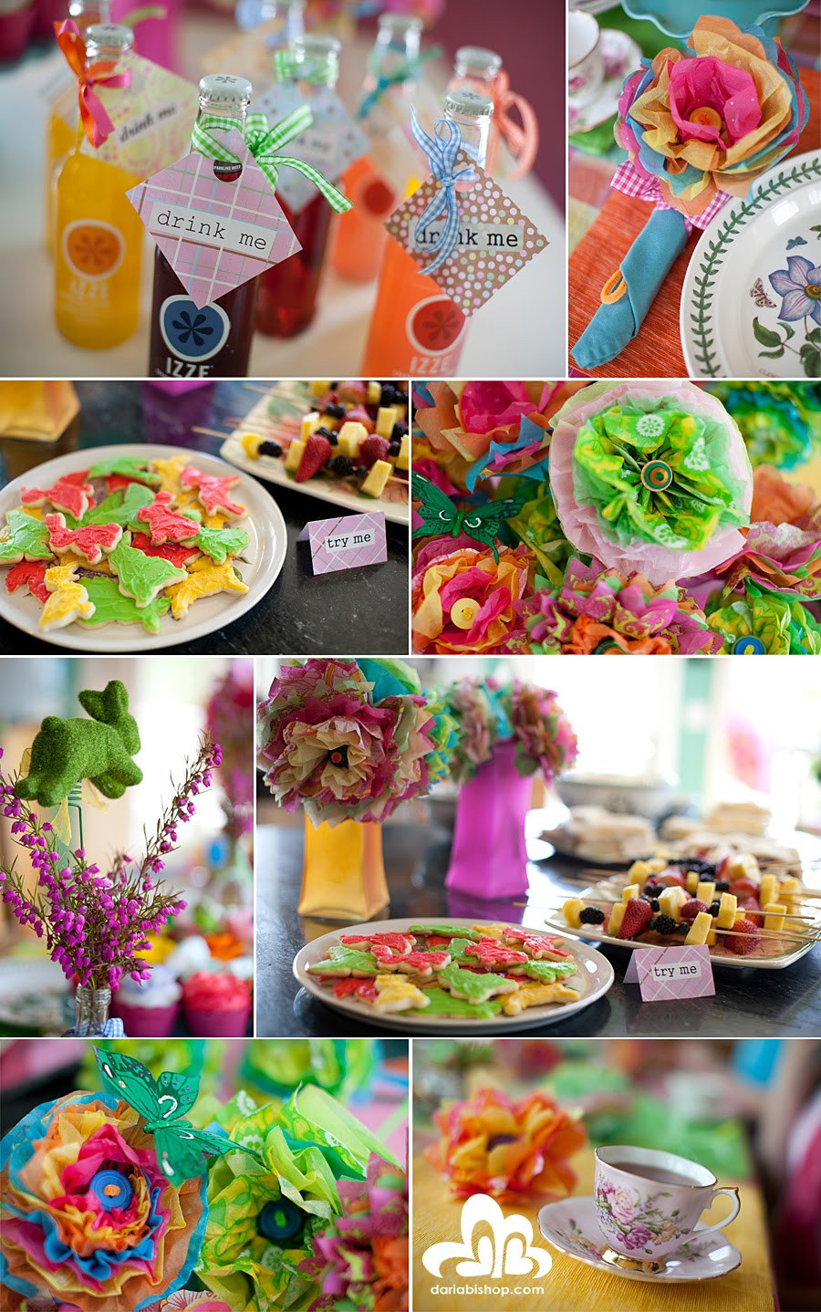 Mad Hatter Tea Party Decoration Ideas  Simply Creative Insanity Mad Hatters Tea Party