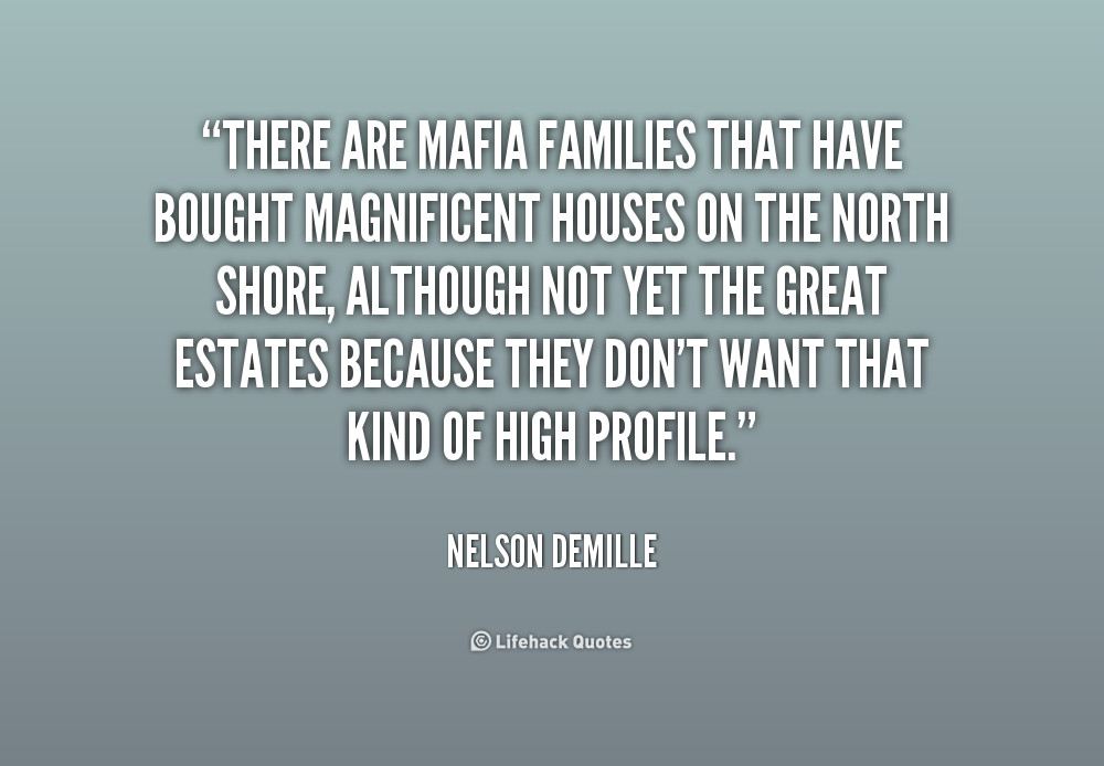 Mafia Family Quotes  Mafia Family Quotes QuotesGram