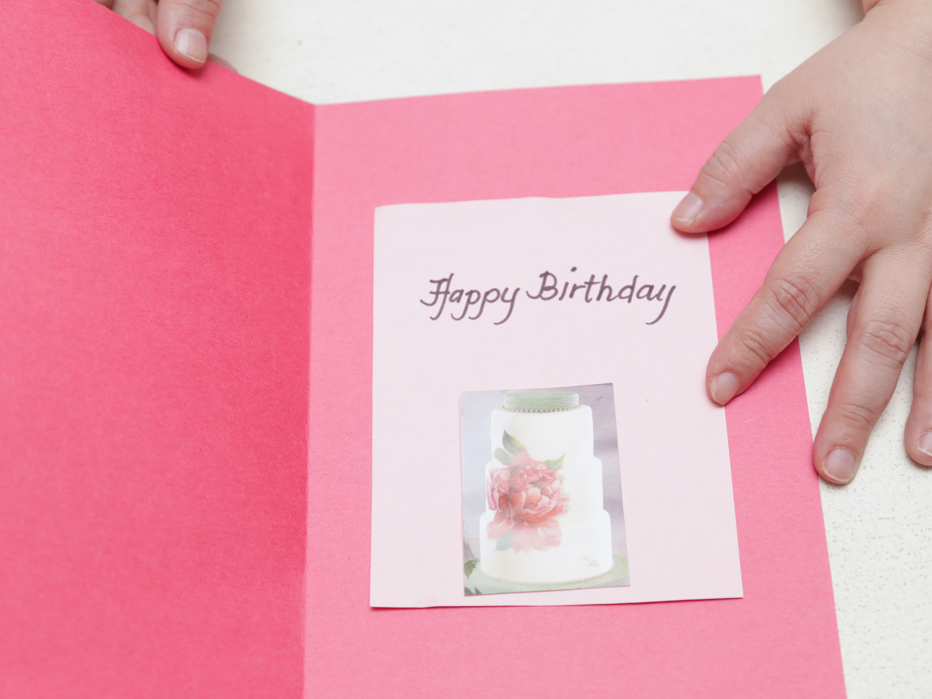 Make A Birthday Card Online  4 Ways to Make a Simple Birthday Card at Home wikiHow
