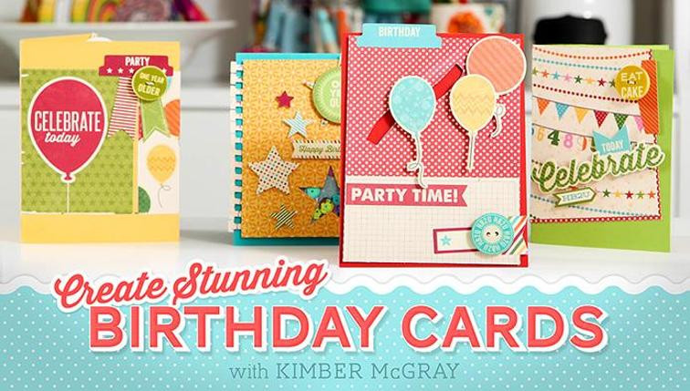 Make A Birthday Card Online  Create Stunning Birthday Cards line Class