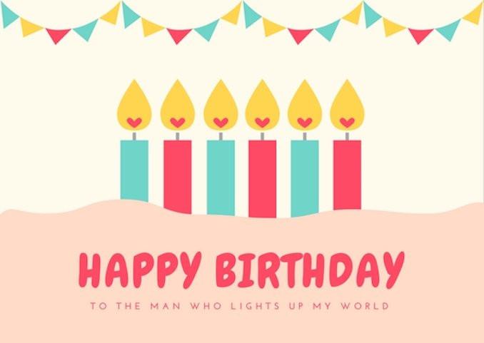 Make A Birthday Card Online  Free line Card Maker Create Custom Designs line