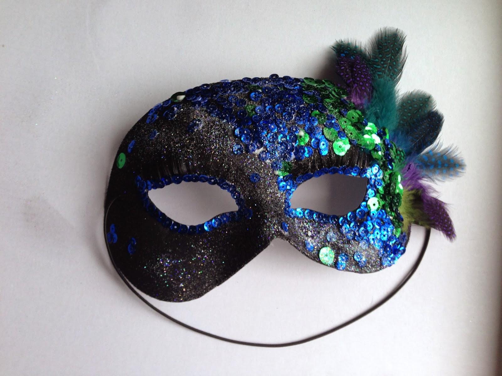 Masquerade Masks DIY  Super Simple DIY Masquerade Mask