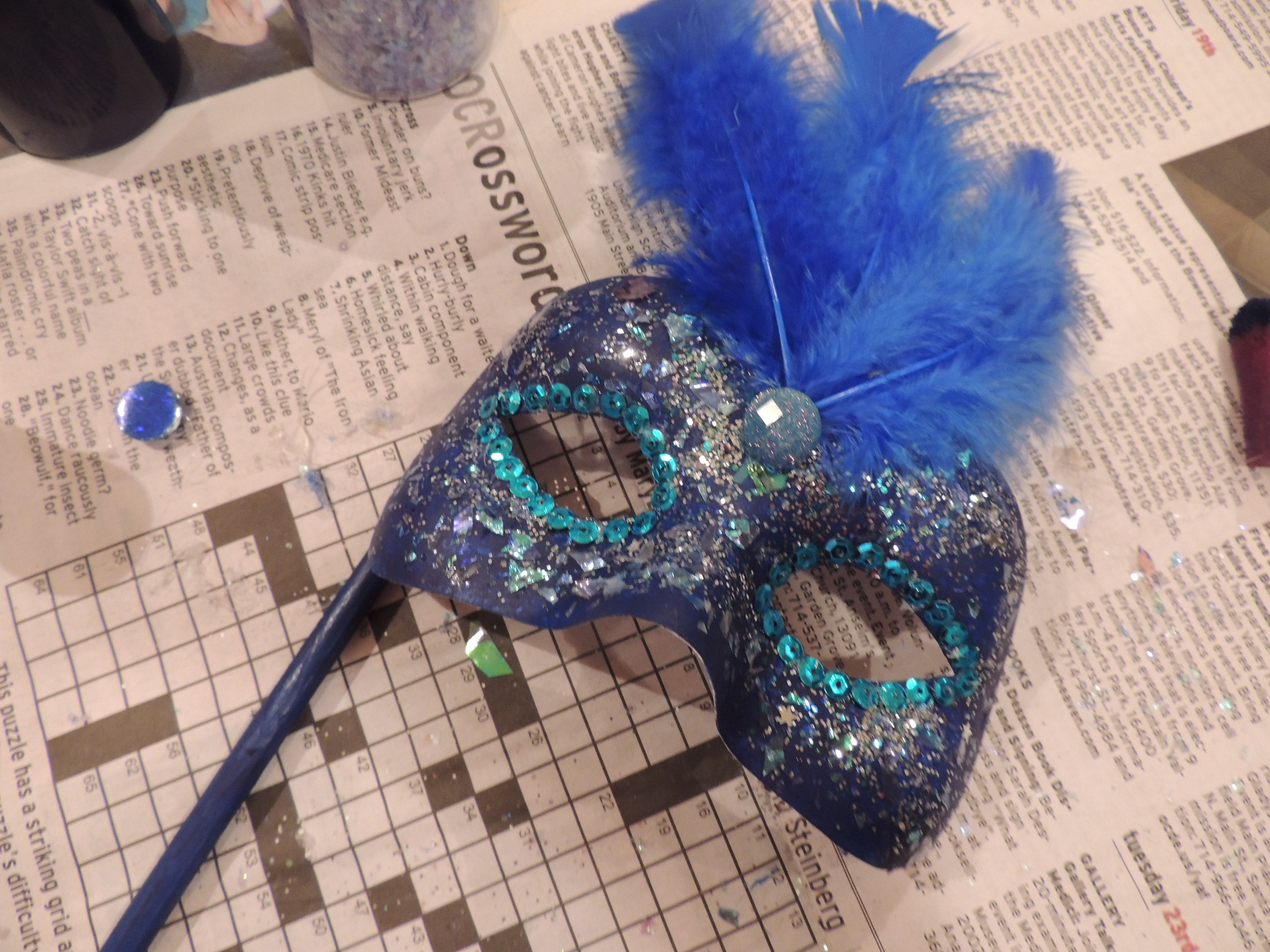 Masquerade Masks DIY  301 Moved Permanently