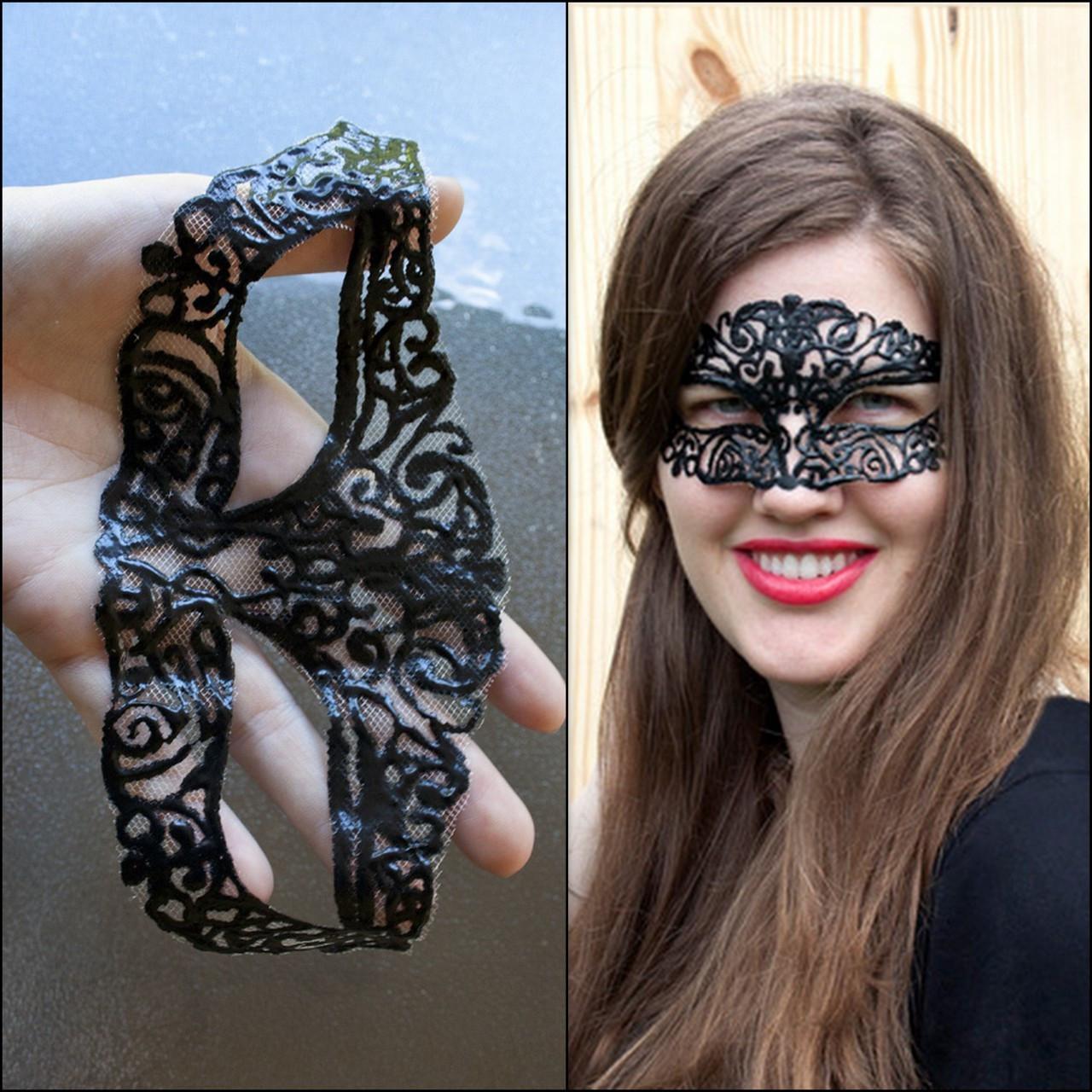 Masquerade Masks DIY  True Blue Me & You DIYs for Creatives • DIY Masquerade