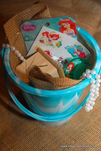 Mermaid Party Gift Bag Ideas  A Mermaid Party